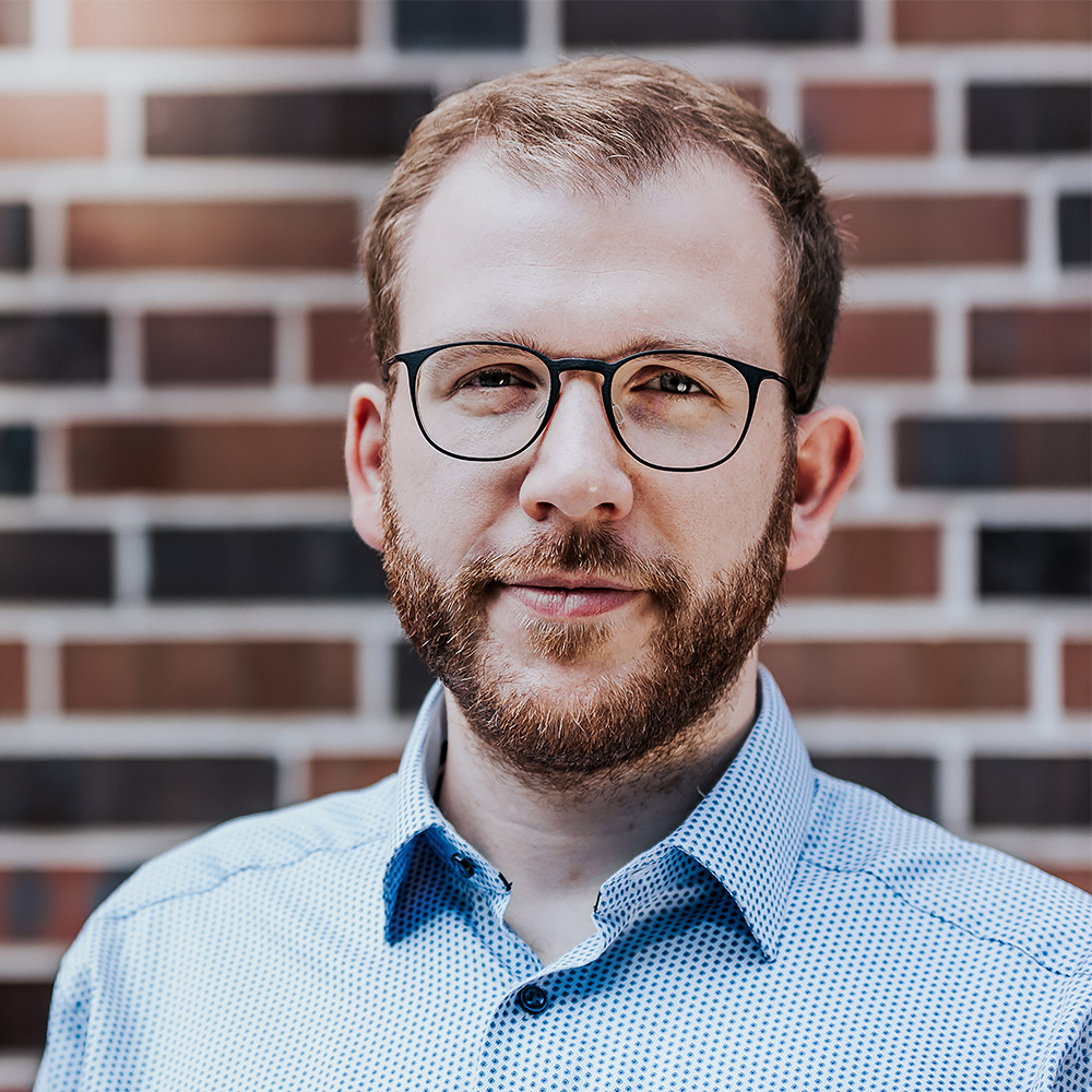 Porträt des Besitzers der Webseite, Daniel Götjen